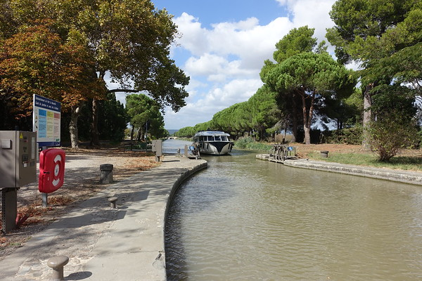 Eat, Drink, Barge III: Canal du Midi - Sep 16 - Oct 2, 2018