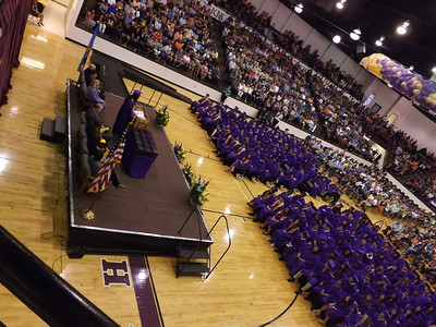 Chickasha Graduation