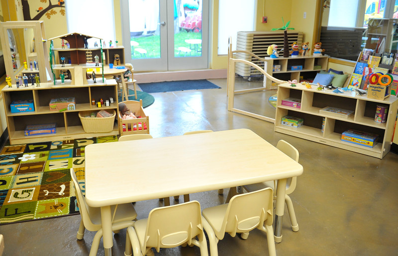 LITTLE ANGELS CHILD DEVELOPMENT CENTER REOPENS ON FEBRUARY 22,2017 AFTER HAVING A MAJOR FIRE THAT DESTROYED THE MAIN BUILDING. PHOTOS BY VALERIE GOODLOE