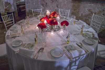 Ravello Wedding Dinner