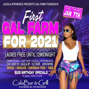 GAL FARM THURSDAYS 1ST EDITION OF 2021