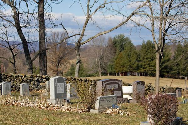 Graveyards of Loudoun
