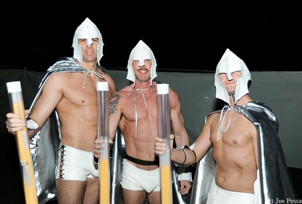 White Party Main Event - Joe Pessa
