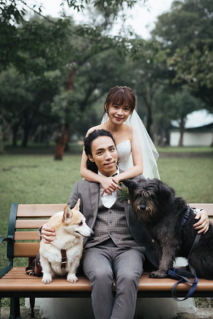 Pre-wedding | Min-min + Gordon