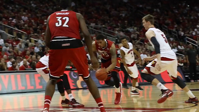 #610/611 UofL Red-White Game/Pitino Post (VIDEO-ONLY) 10/26/14
