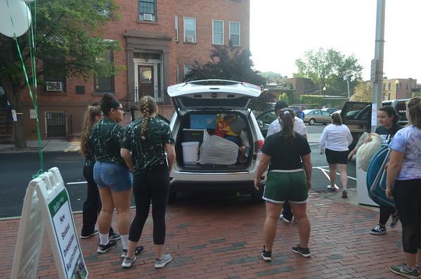 PHOTOS: Russell Sage College  2018 move-in day