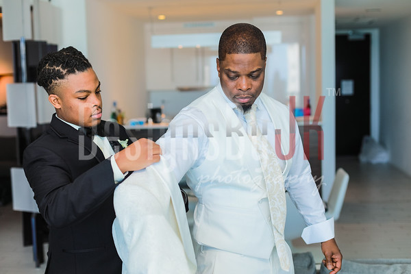 Antonio & Tameka Wedding