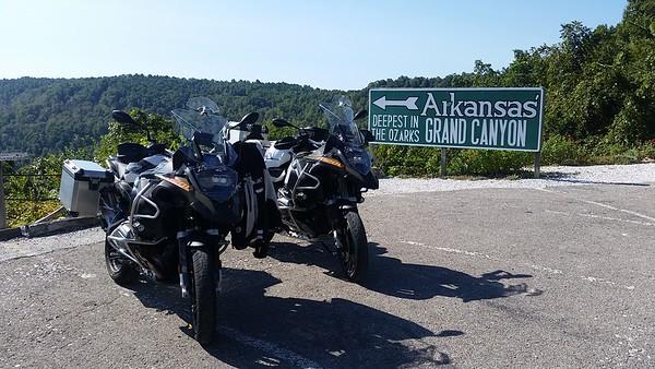 2016 Labor Day Weekend Arkansas Ride