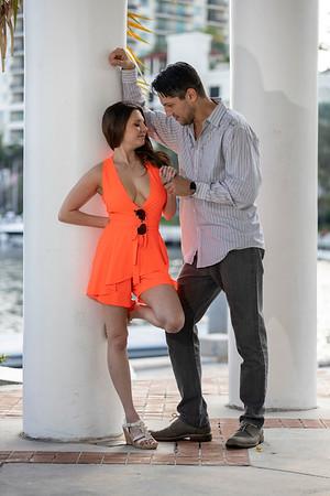 Olga & Tony