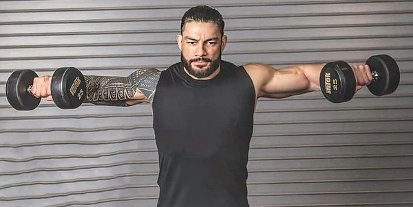 Roman Reigns - Muscle & Fitness Magazine