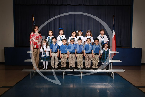 St Paul 2014-15 Class Pictures