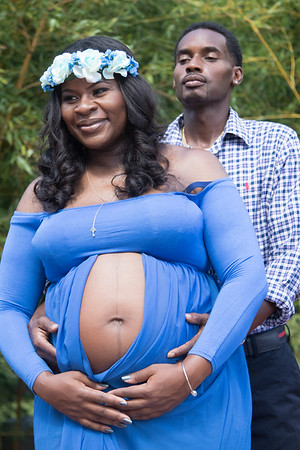 Essence Maternity Shoot