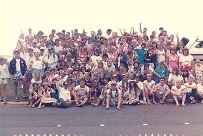 36th Annual HCRA Championship Regatta 8-2-1986