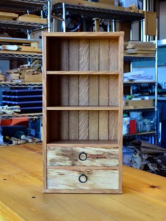 Open Cabinet, Pekovich Style