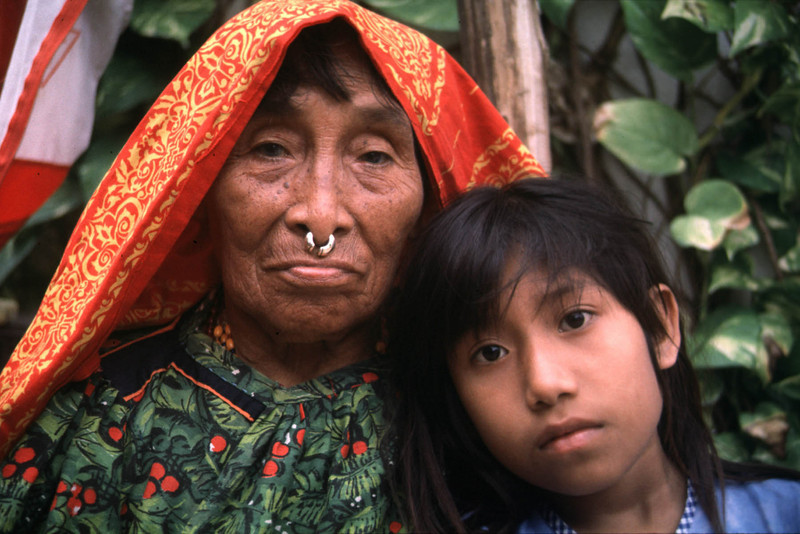 Wichub Huala, San Blas Islands, Panama 1993