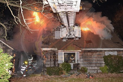 Central Islip F.D. Signal 13  Oakdale Ave. 11/22/17