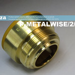 SKU: P-METALWISE/2/3CM,Air-Cooling Mechanized Torch Copper for MetalWise Mach-Three 2nd Generation 130A Plasma