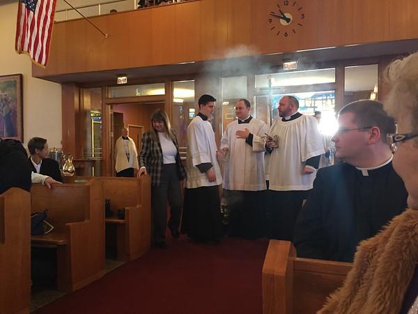 2018.03.27 Chrism Mass