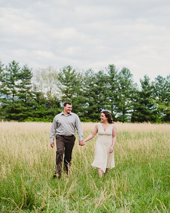 Zach & Kinsey {engagements}