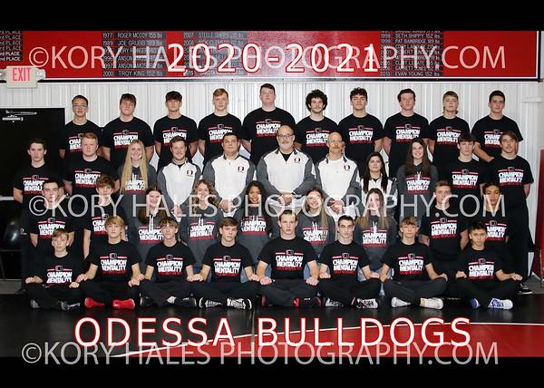 2020-2021 OHS Boys Wrestling