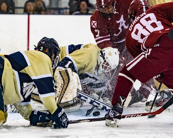 2017-01-27 NAVY Hockey vs Alabama