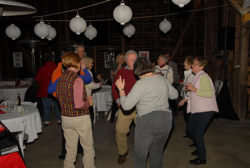 45 years later, AHS classmates are still enjoying the dance floor.