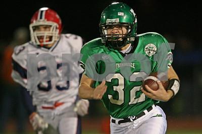 11/5/2010 - Playoffs - Macarthur @ Farmingdale, Farmingdale High School, Farmingdale, NY
