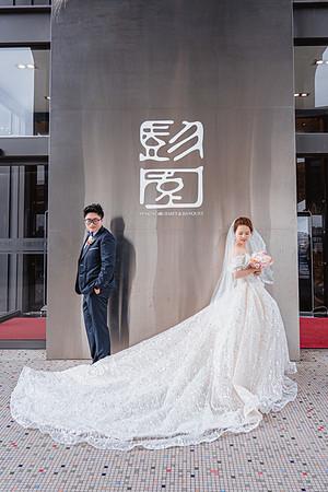 偉丞 ♥ 佩羚│彭園婚宴會館-八德館