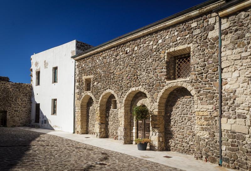 Alleys in Castelsardo