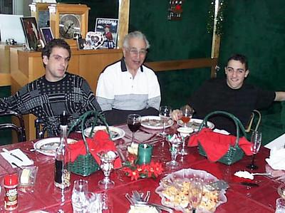 1997 Christmas Eve Carol Ann