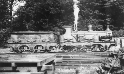 Early 19th Century locomotives