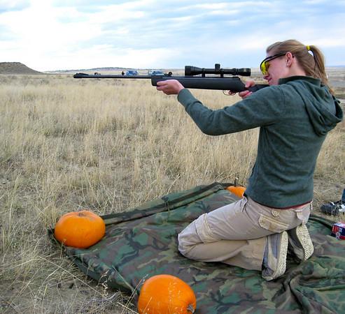 Archery, Potato Guns