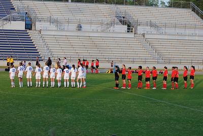 Girls Varsity -vs- Rockdale (04/11/11)