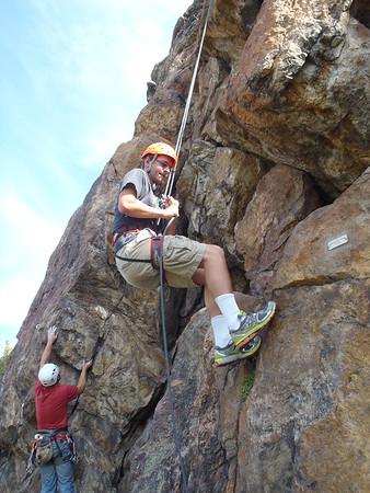 Honors Writing /Climbing 2014