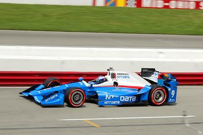[WIP] Indycar Practice 2 - Mid-Ohio - 27 July '17