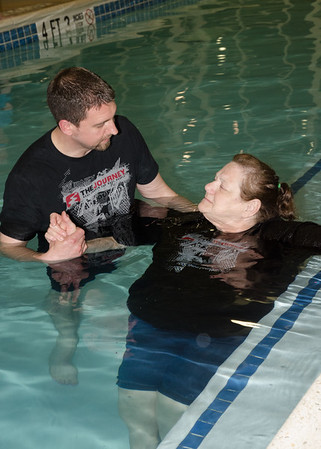 Maxine Baptism