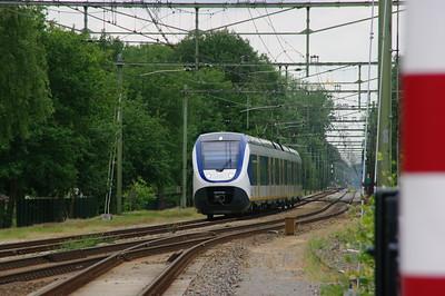 NS 1202 Heimwee express Zeist 11 juni 2011