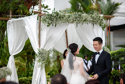 Yong Yu + Joey Wedding