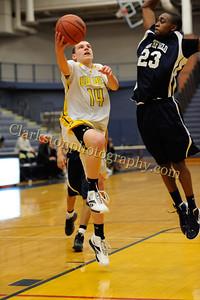 2011-12 Clarkston JV Basketball vs Southfield