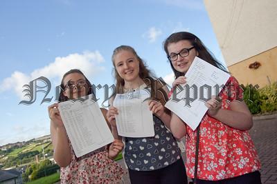 Shona McParland, Megan Robinson and Kerri McCarthy. R1535010