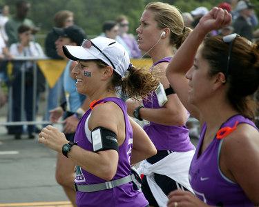 Running or Walking Races