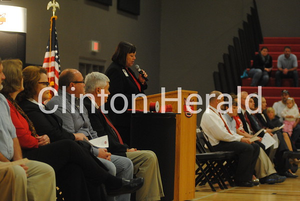 Nov. 9 Clinton Middle School Grand Opening