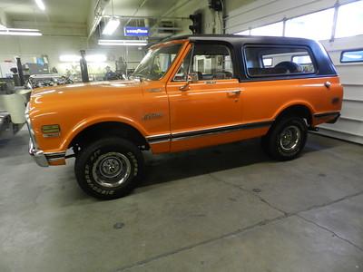 1972 Chevrolet K5 Blazer - For Sale