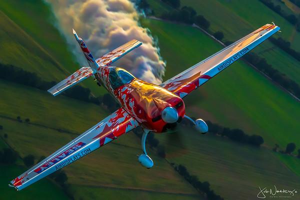 Sanicole International Airshow, Mark Jefferies