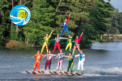 2016 World Waterski Tournament