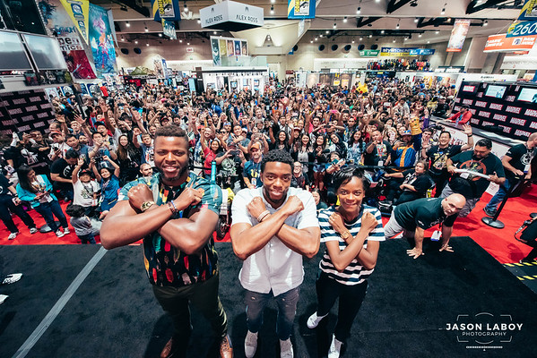 SDCC Day 4 2017