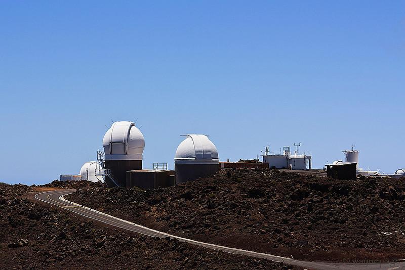 Halkeakala Observatory PS1 PS2