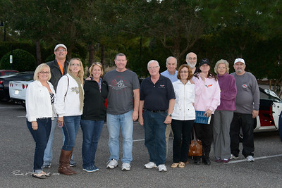 2015-11-14 Corvette Club Trip to St. Mary's