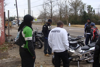 The Flight Crew & Pacesetters Turning A Few Blocks In Mobile