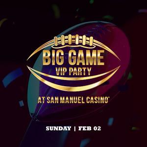 020220 - Big Game VIP